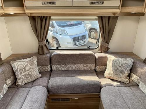 Bessacarr E496 6 Berth Coachbuilt Motorhome HX14 DBV (13)