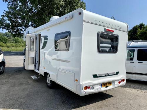 Bessacarr E496 6 Berth Coachbuilt Motorhome HX14 DBV (3)