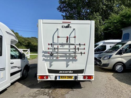 Elddis Accordo 105 2 Berth Low Profile Motorhome NX14 DNN (14)
