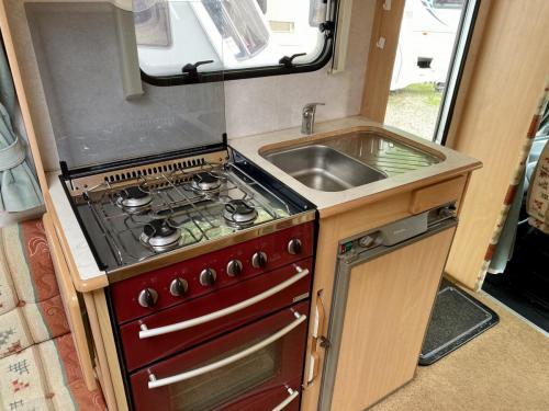 Elddis Firestorm 200 4 Berth Coachbuilt Motorhome NY03 LLC (1)