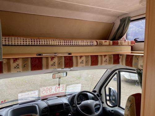 Elddis Firestorm 200 4 Berth Coachbuilt Motorhome NY03 LLC (4)