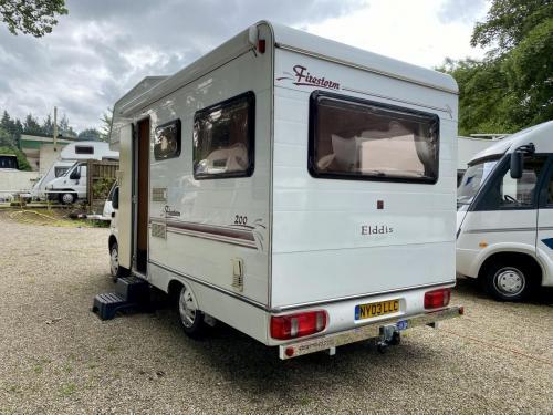 Elddis Firestorm 200 4 Berth Coachbuilt Motorhome NY03 LLC (7)