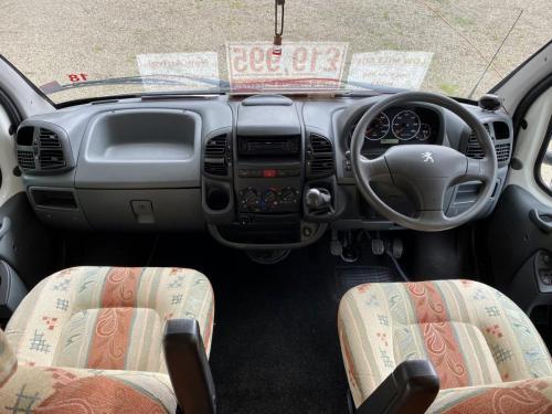 Elddis Firestorm 200 4 Berth Coachbuilt Motorhome NY03 LLC (8)