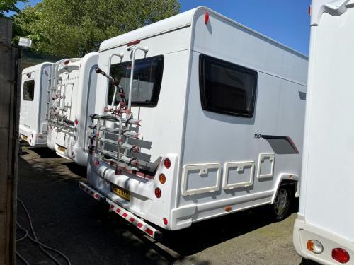 Elddis Majestic 180 6 Berth Coachbuilt Motorhome HX13 AKK (14)