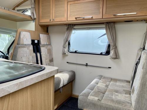 Elddis Majestic 180 6 Berth Coachbuilt Motorhome HX13 AKK (4)