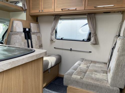 Elddis Majestic 180 6 Berth Coachbuilt Motorhome HX13 AKK (5)