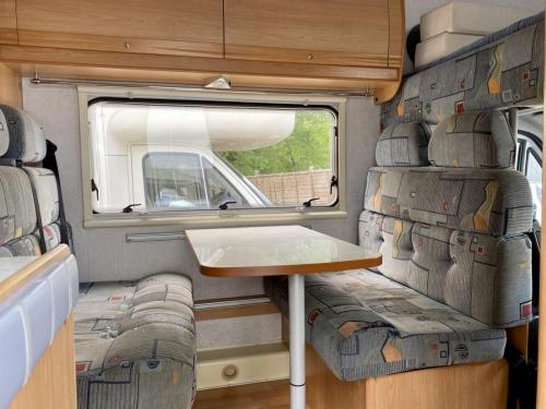 Elnagh Marlin 6 Berth Coachbuilt Motorhome FN54 ECA (2)