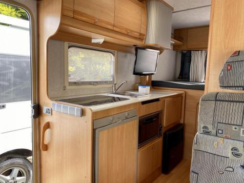 Elnagh Marlin 6 Berth Coachbuilt Motorhome FN54 ECA (8)