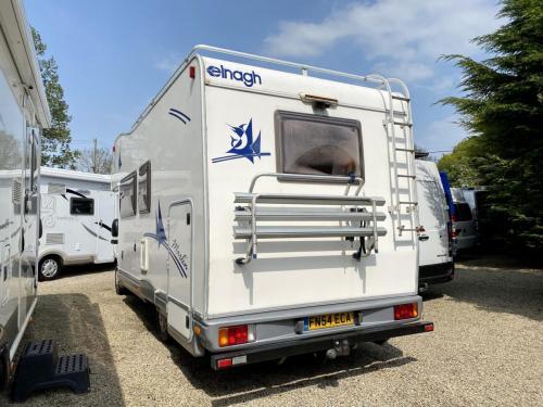 Elnagh Marlin 6 Berth Coachbuilt Motorhome FN54 ECA (9)