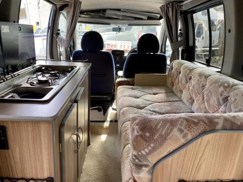 Fiat Doblo Freedom 2 Berth Campervan YX59 XKF (3)