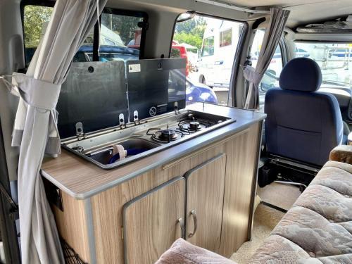 Fiat Doblo Freedom 2 Berth Campervan YX59 XKF (4)