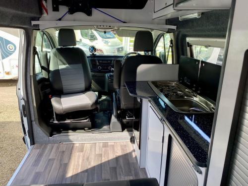 Ford Transit Hi Top 2 Berth Campervan NV19 NFP (10)