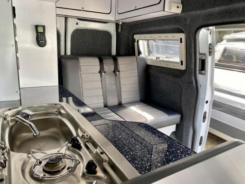 Ford Transit Hi Top 2 Berth Campervan NV19 NFP (3)