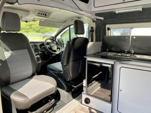 Ford Transit Hi Top 2 Berth Campervan NV19 NFP (5)