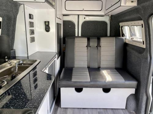 Ford Transit Hi Top 2 Berth Campervan NV19 NFP (7)