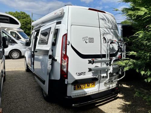 Ford Transit Hi Top 2 Berth Campervan NV19 NFP (8)