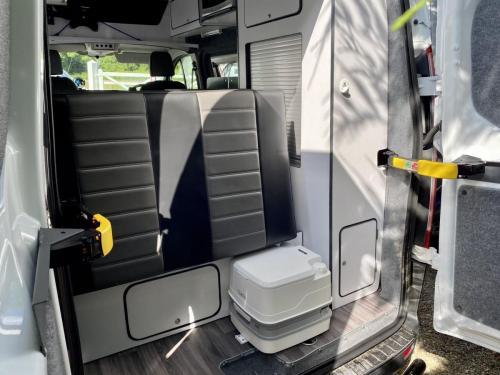 Ford Transit Hi Top 2 Berth Campervan NV19 NFP (9)