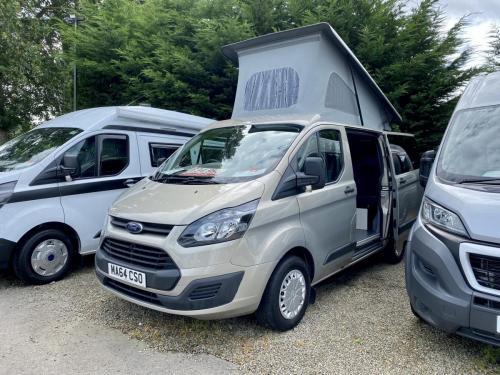 Ford Transit Utopia 4 Berth Pop-Top Campervan MA64 CSO (1)