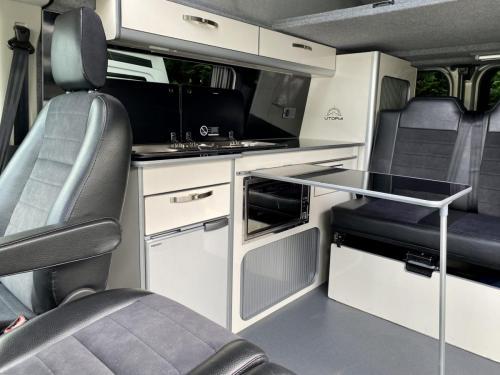 Ford Transit Utopia 4 Berth Pop-Top Campervan MA64 CSO (10)