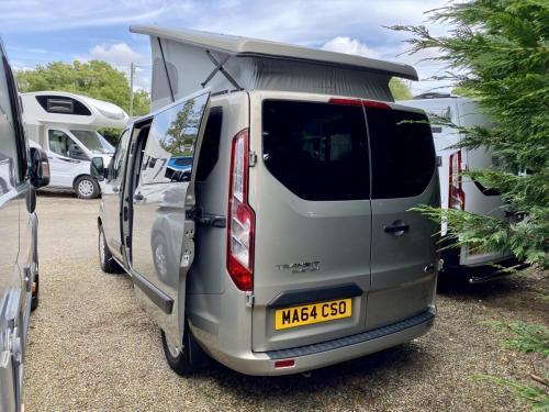 Ford Transit Utopia 4 Berth Pop-Top Campervan MA64 CSO (3)