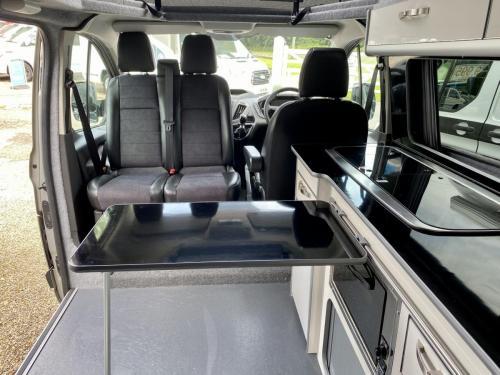 Ford Transit Utopia 4 Berth Pop-Top Campervan MA64 CSO (5)