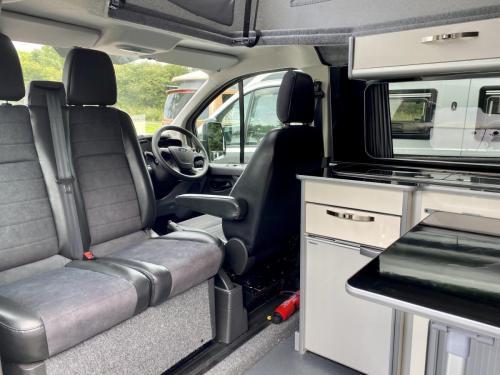 Ford Transit Utopia 4 Berth Pop-Top Campervan MA64 CSO (6)