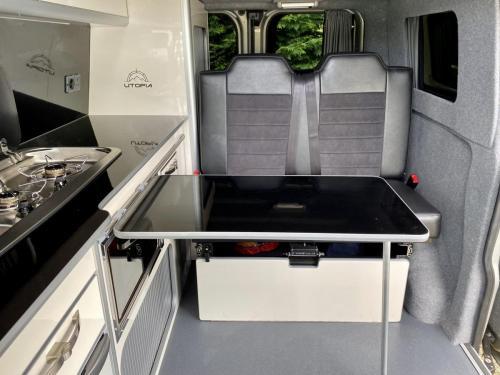 Ford Transit Utopia 4 Berth Pop-Top Campervan MA64 CSO (9)