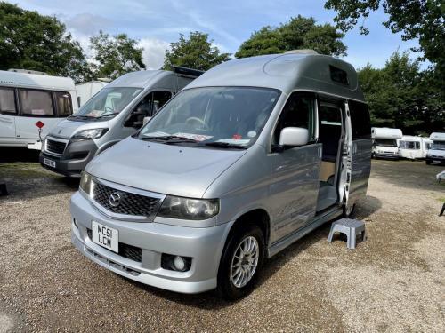 Mazda Bongo Weekender 4 Berth Hi-Top Campervan MC51 LCM (1)