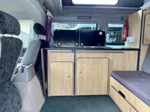 Mazda Bongo Weekender 4 Berth Hi-Top Campervan MC51 LCM (2)