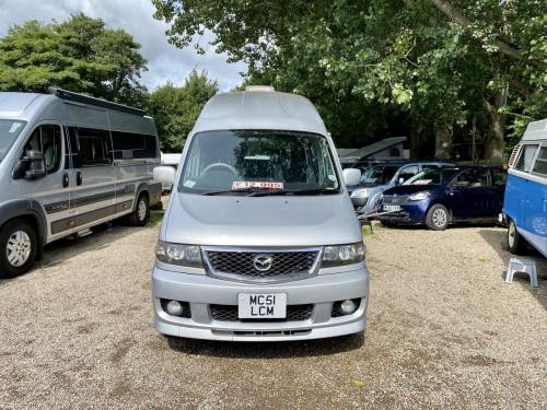 Mazda Bongo Weekender 4 Berth Hi-Top Campervan MC51 LCM (3)