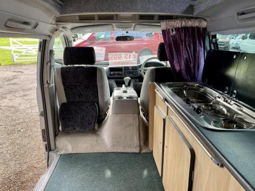 Mazda Bongo Weekender 4 Berth Hi-Top Campervan MC51 LCM (5)