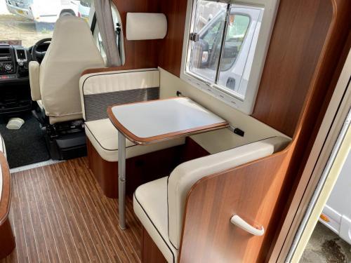 Rimor Super Brigg 689 TC 6 Berth Coachbuilt Motorhome YX66 EFH (11)