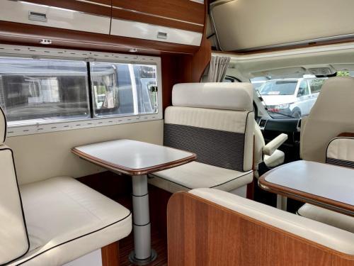 Rimor Super Brigg 689 TC 6 Berth Coachbuilt Motorhome YX66 EFH (2)