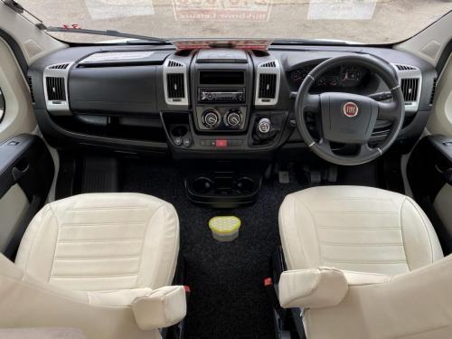 Rimor Super Brigg 689 TC 6 Berth Coachbuilt Motorhome YX66 EFH (3)