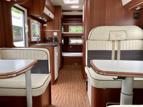 Rimor Super Brigg 689 TC 6 Berth Coachbuilt Motorhome YX66 EFH (4)