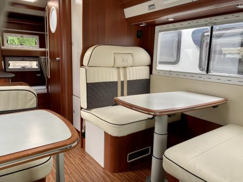 Rimor Super Brigg 689 TC 6 Berth Coachbuilt Motorhome YX66 EFH (5)