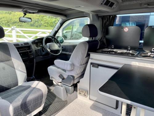 Toyota Granvia 22 Berth Pop Top Campervan P884 AFE (9)