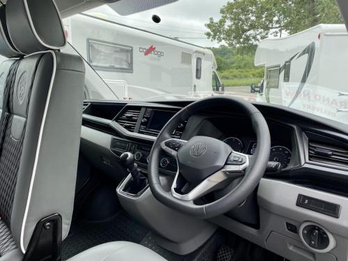 Volkswagen Transporter 4 Berth Pop Top Campervan GD70 OWB (1)