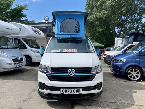 Volkswagen Transporter 4 Berth Pop Top Campervan GD70 OWB (10)