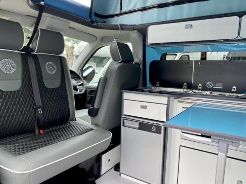Volkswagen Transporter 4 Berth Pop Top Campervan GD70 OWB (3)