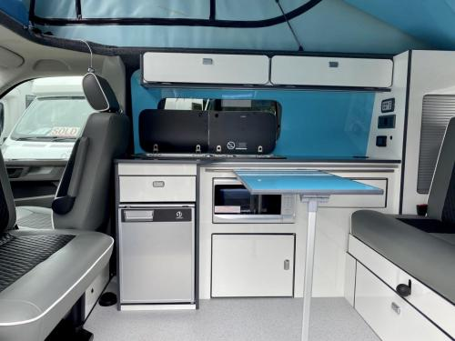 Volkswagen Transporter 4 Berth Pop Top Campervan GD70 OWB (4)