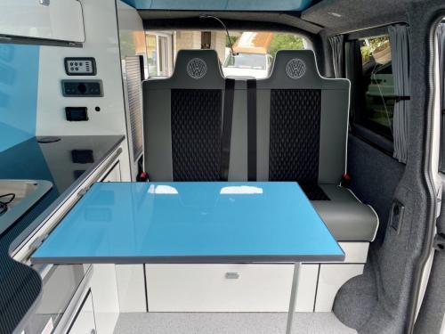 Volkswagen Transporter 4 Berth Pop Top Campervan GD70 OWB (5)