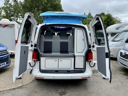 Volkswagen Transporter 4 Berth Pop Top Campervan GD70 OWB (7)
