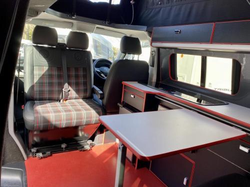 Volkswagen Transporter 6.1 Swomper Edition 4 Berth Pop Top Campervan NV70 KNL (3)