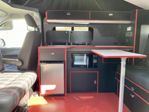 Volkswagen Transporter 6.1 Swomper Edition 4 Berth Pop Top Campervan NV70 KNL (6)