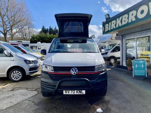 Volkswagen Transporter 6.1 Swomper Edition 4 Berth Pop Top Campervan NV70 KNL (8)