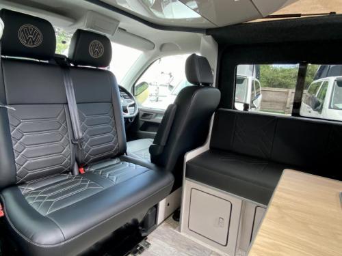 Volkswagen Transporter LWB 2 Berth Campervan NU70 AYX (1)