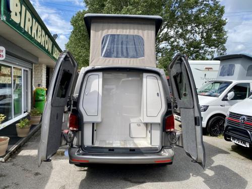 Volkswagen Transporter LWB 2 Berth Campervan NU70 AYX (10)