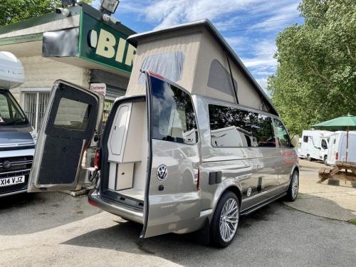 Volkswagen Transporter LWB 2 Berth Campervan NU70 AYX (11)