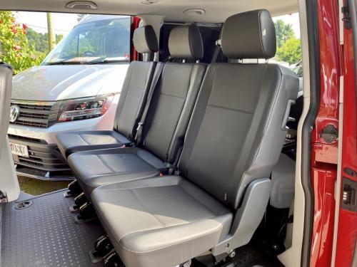 Volkswagen Transporter T.32 Shuttle 2 Berth Campervan UIG 5179 (7)